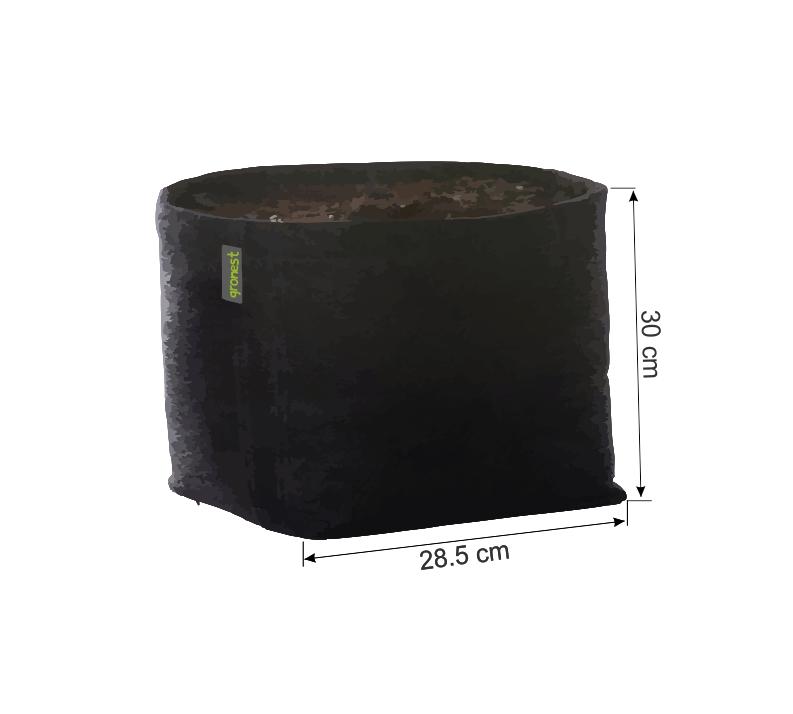 sizes-fabric-pot-25liter